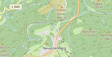 Rothaarsteig Karte.Astenrose Landhotel Am Rothaarsteig Mountainbikehotel In