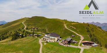 Mountainbike Urlaub - Saalbach-Hinterglemm - mountainlovers Berghotel*** SeidlAlm