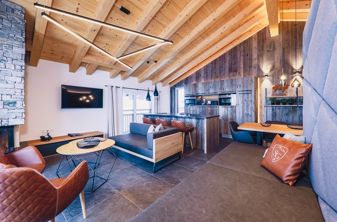 Mountainbikehotel: Penthouse - Stockinggut by AvenidA | Hotel & Residences
