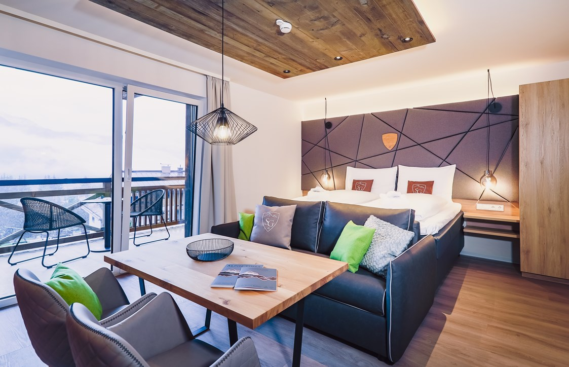 Mountainbikehotel: Studio - Stockinggut by AvenidA | Hotel & Residences