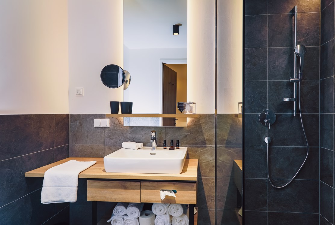 Mountainbikehotel: Bathroom - Stockinggut by AvenidA | Hotel & Residences