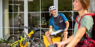 Mountainbike Urlaub - E-Bike Ladestation - Tirol - Hotel Seppl Bike Vital ****
