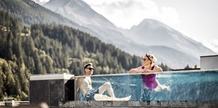 Mountainbike Urlaub - Hotel-Schwerpunkt: Mountainbike & Wellness - Tirol - Aktiv- & Wellnesshotel Bergfried