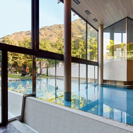 Mountainbikehotel: NEU: Wellness- und Indoorpool - Lindenhof Lifestyle DolceVita Resort