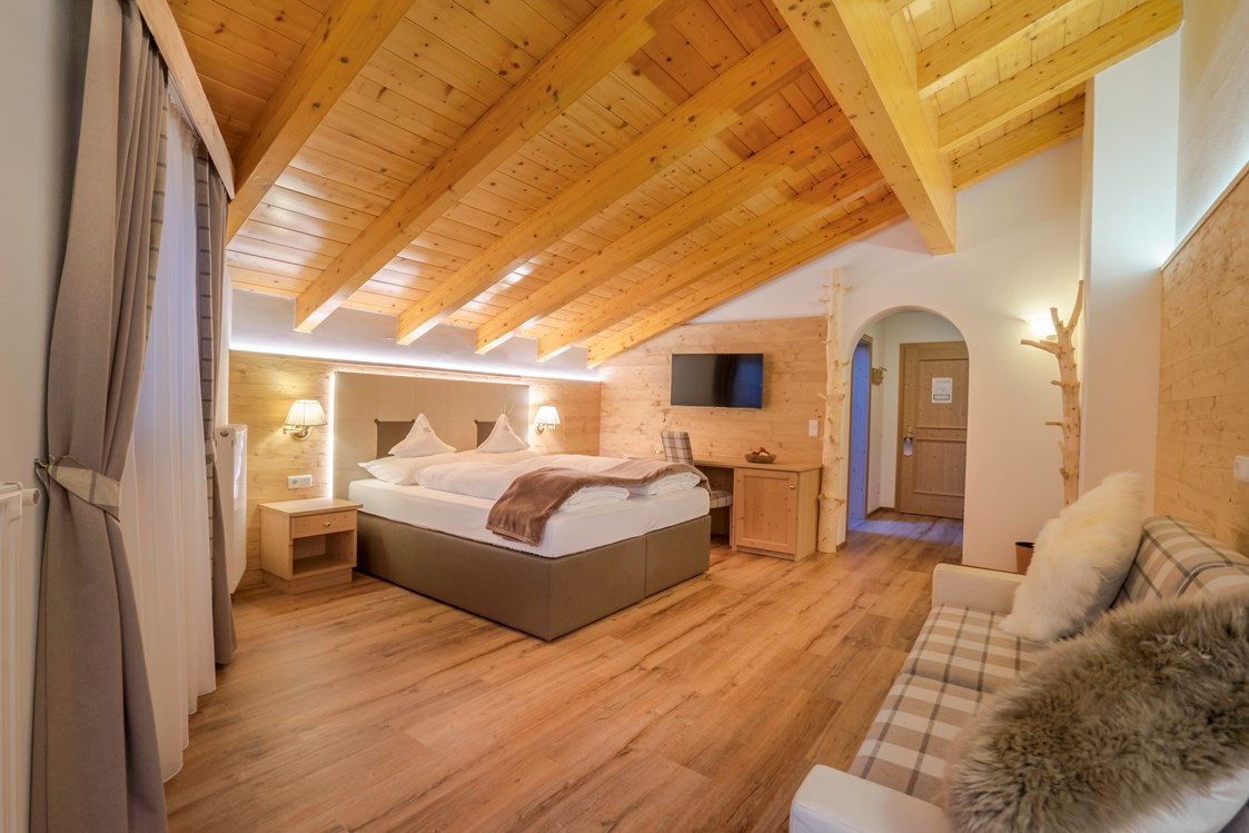 Mountainbikehotel: Hotel-Pension Ciamp