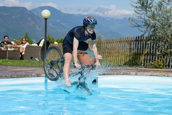 Mountainbikehotel: Bikers welcome!  - Hotel Sigmundskron