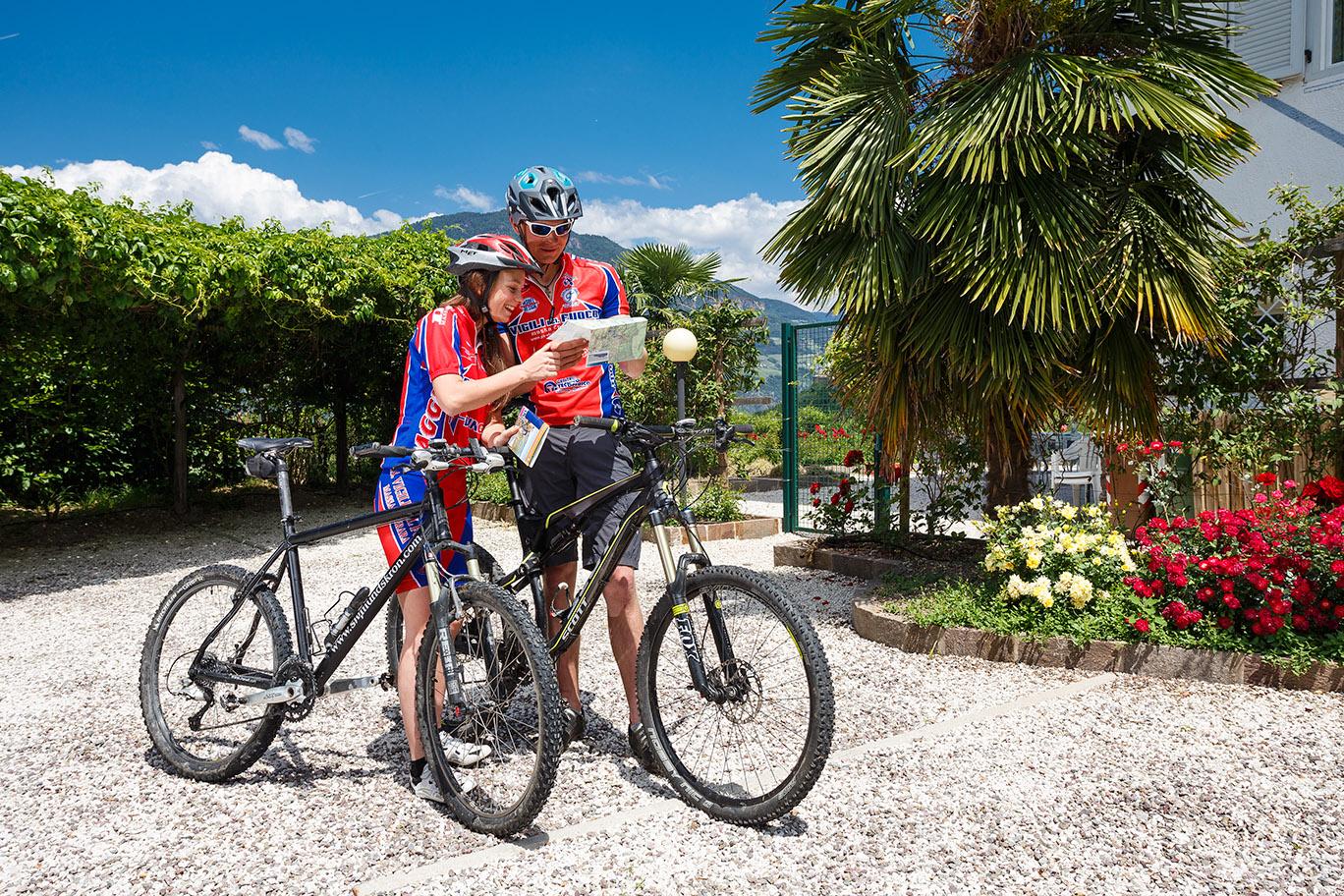 Hotel Sigmundskron | Mountainbikehotel in Italien