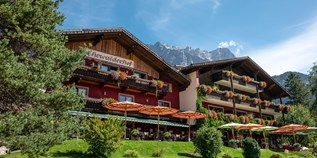Mountainbike Urlaub - Biketransport: Bike-Shuttle - Tirol - Hotel Ehrwalderhof