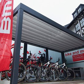 Mountainbikehotel: BMC Bikestation am Land & Golf Hotel Stromberg - Land & Golf Hotel Stromberg