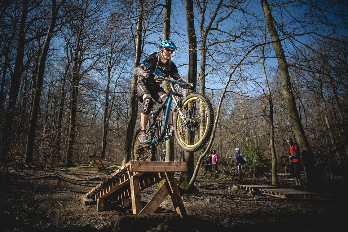 Mountainbikehotel: Flowtrail