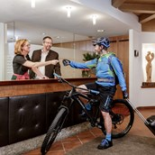 Mountainbikehotel - Alpin ART & SPA Hotel Naudererhof