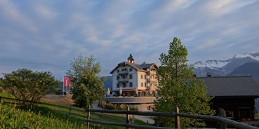 Mountainbike Urlaub - MTB-Region: CH - Bikeregion Lenzerheide - Romantik Hotel The Alpina Mountain Resort & Spa