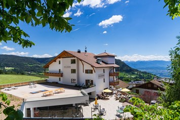 Mountainbikehotel: Pension Bistro Schlaneiderhof