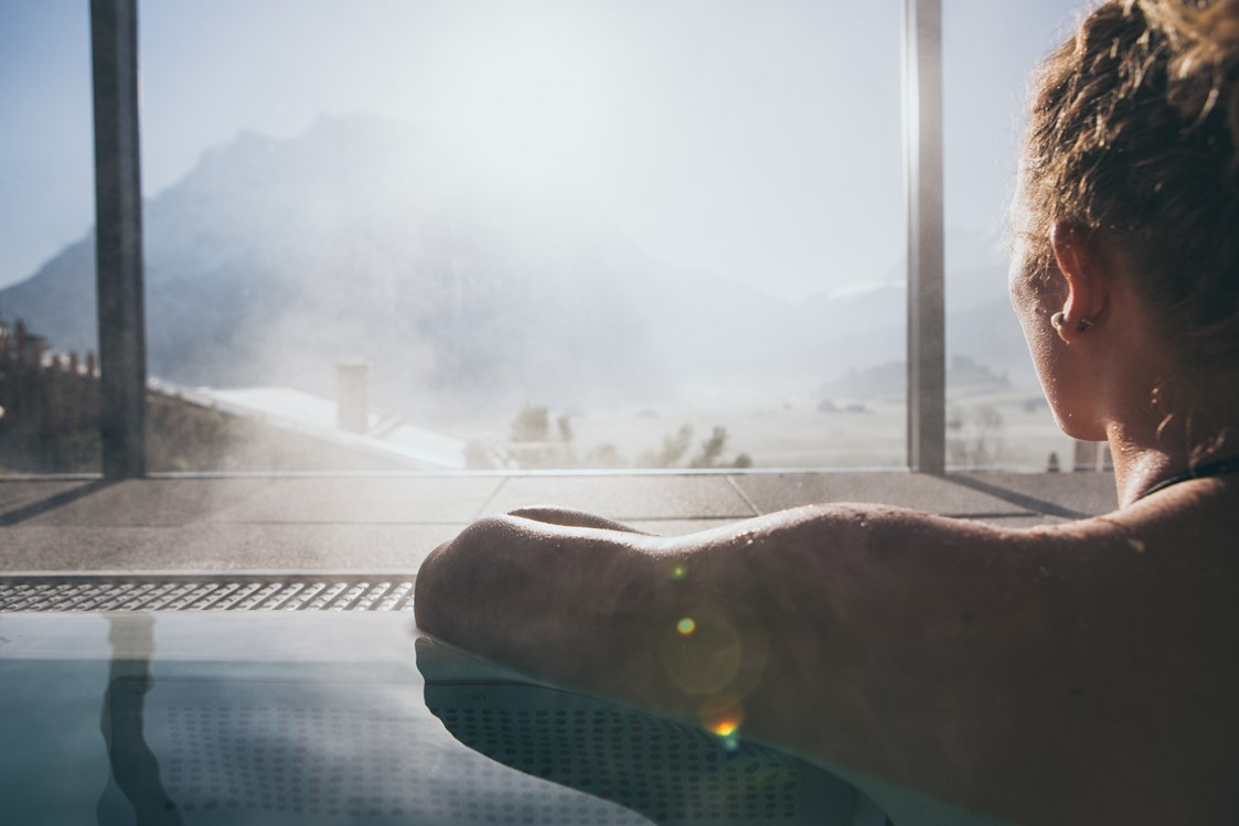 Mountainbikehotel: Wellness - Hotel PURE Lermoos