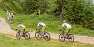 Mountainbike Urlaub - Alpen Hotel Post