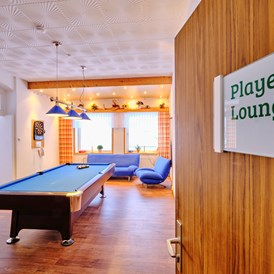 Mountainbikehotel: Player's Lounge - Hotel Winterberg