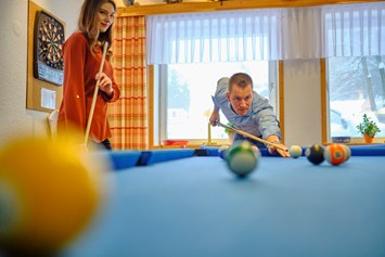Mountainbikehotel: Billard - Hotel Winterberg