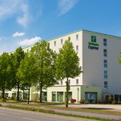 Mountainbikehotel - Holiday Inn Express Neunkirchen