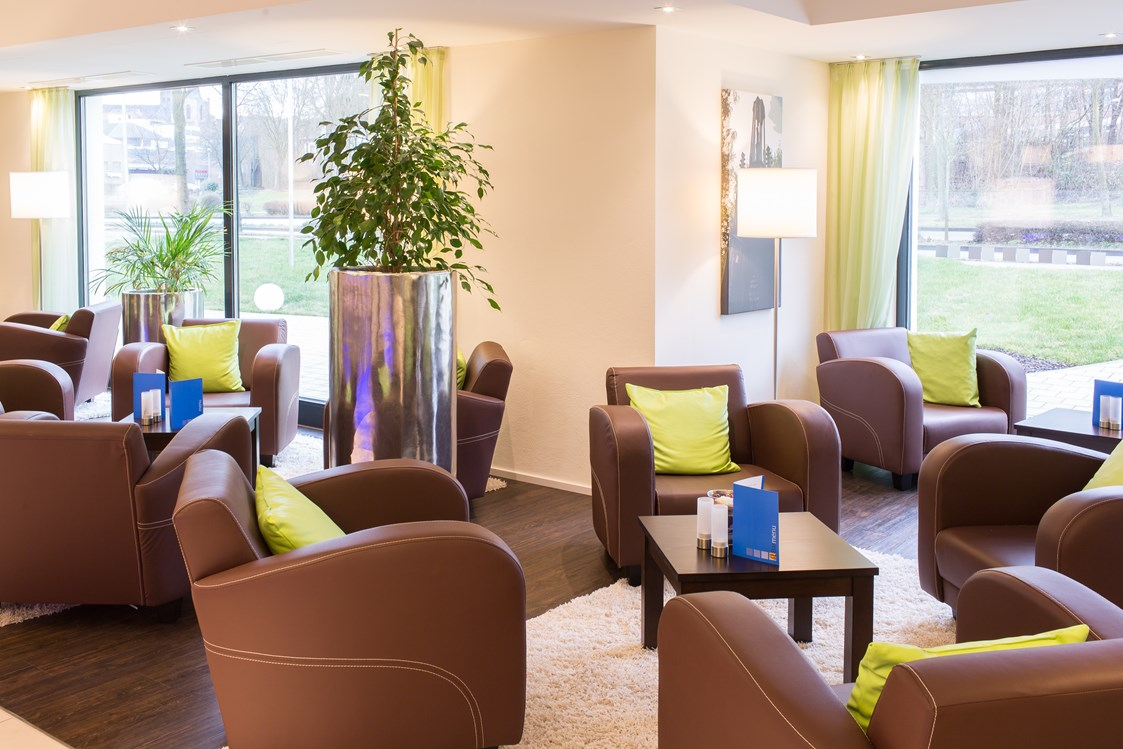 Mountainbikehotel: Lounge - Holiday Inn Express Neunkirchen