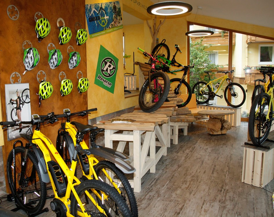 Mountainbikehotel: Mountainbike-Station - Wellness Hotel Tanne Tonbach