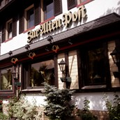 Mountainbikehotel - Hotel-Garni*** Zur alten Post