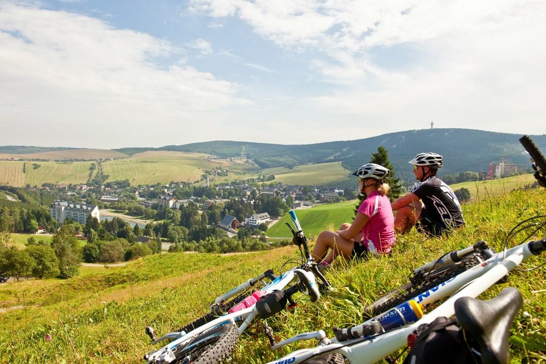Ahorn Hotel Am Fichtelberg Mountainbikehotel In Deutschland