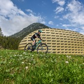 Mountainbikehotel - InterContinental Davos