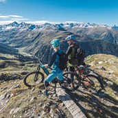 Mountainbikehotel - AMERON Davos Swiss Mountain Resort