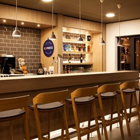 Mountainbikehotel: Bar  - Holiday Inn Express Kaiserslautern