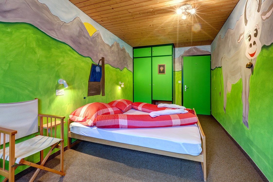 Mountainbikehotel: Sommerzimmer - Pension Alte Post