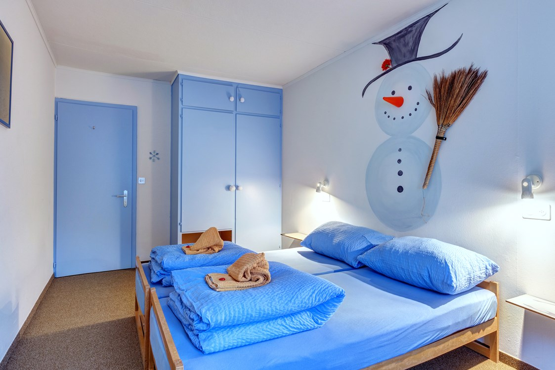 Mountainbikehotel: Winterzimmer - Pension Alte Post