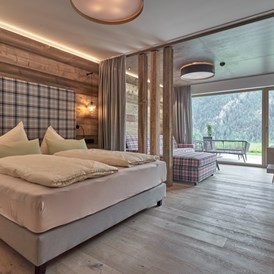 Mountainbikehotel: Schlafzimmer - The Peak Sölden