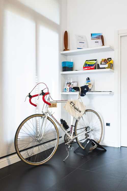 Mountainbikehotel: Hotel Santoni Freelosophy