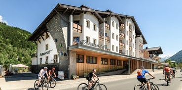 Mountainbike Urlaub - MTB-Region: AT - Salzburger Sportwelt - Funsport- & Bikehotel TAUERNHOF